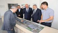 Rektör Karadağ'dan ilçe ziyaretleri