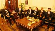 Adalet Bakanı Gül, Yozgat'ta bir dizi ziyaretlerde bulundu