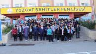 Mühendis adayları, Yozgat Fen Lisesi öğrencileriyle buluştu
