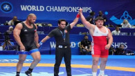 Milli Güreşçi Kayaalp 4. Kez Dünya Şampiyonu oldu