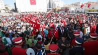 Milli Güreşçi Kayaalp, Yozgat'ta coşkuyla karşılandı