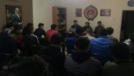 Alperen Ocakları'ndan Ortaöğretim öğrencilerine seminer