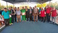 Huzurevi Bocce Takımı Kırşehir müsabakalarına katıldı