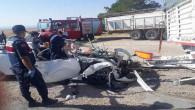 Okul yolundaki kazada 1 öğretmen hayatını kaybetti