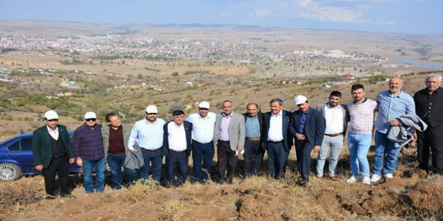 Sorgun Belediyesi Bin 900 fidanı toprakla buluşturdu