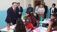 Vali Çakır, Yozgat Lisesi ve Merkez Ortaokulunu ziyaret etti