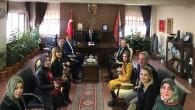 AK Parti Teşkilatından İl Emniyet Müdürü Esertürk'e ziyaret
