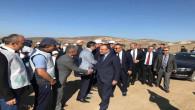 Yozgat'taki fidan dikim kampanyasına Bozdağ'da katıldı