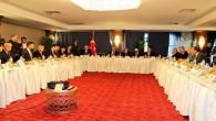 Başkan Köse, Ağrı'da TBB toplantısına katıldı
