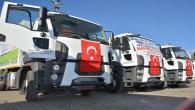 Başkan Köse'nin Ankara temasları ile belediyeye hibe araçları geldi