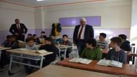 Yazıcı'dan Hafızlık sınıflarına ziyaret