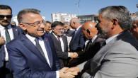 Cumhurbaşkanı Yardımcısı Oktay Cumartesi günü Yozgat'a gelecek