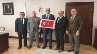 Çekerek ve Köyleri Platformundan Orman Genel Müdürü Karacabey'e ziyaret