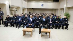 Eğitimlerini tamamlayan 36 bekçiye sertifikaları verildi