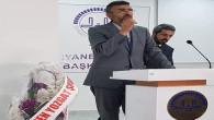 İHH Yozgat Şube Başkanı Çarkçı'dan Çin zulmüne tepki