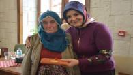 Nagihan Köse, Otizmli çocukların aileleri ile bir araya geldi