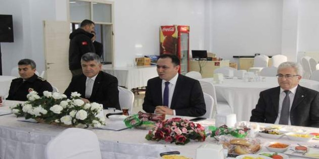 Yozgat Emniyet Müdürlüğü gazetecileri bilgilendirdi