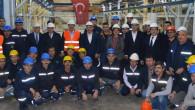 Başkan Akay: Modernize çalışmaları ile yüzde 10 verim artışı sağlandı