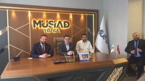 MÜSİAD Başkanı Karataş: Turizme yönelik çalışmalar yapacağız