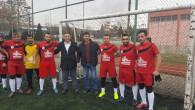 Barış Pınarı Harekatı Futbol Turnuvası final maçı 5 Ocak tarihinde oynanacak
