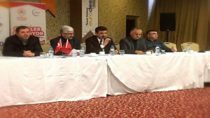 Üniversite gençliğine yönelik Çalıştay düzenlendi