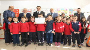 Yozgat'ta 73 Bin 360 öğrenci karne heyecanı yaşadı