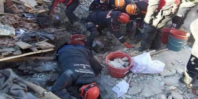 Yozgat'taki belediyelerden deprem seferberliği