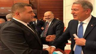 Sedef'ten, Bakan Akar'a Acemi Birliği kurulması yönünde soru önergesi