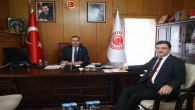Başer, Bakan Kasapoğlu'na Yozgat'la ilgili taleplerini iletti