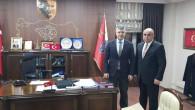 YOGİSAD Başkanı Çelik'ten İl Emniyet Müdürü Esertürk'e ziyaret