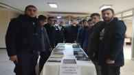 Yozgat Ülkü Ocaklarından okuma kampanyası