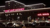 Yozgat Şehir Hastanesinde koronavirüs tedavisi gören iki kişi iyileşerek taburcu oldu