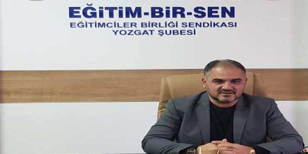 Eğitim Bir Sen'den Kılıçdaroğlu hakkında suç duyurusu