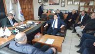 Başer'den Yozgat Ticaret Borsasına ziyaret