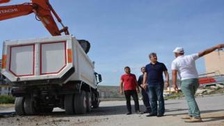 Başkan Köse: Yeni bulvar yolu bölgenin trafik yoğunluğunu azaltacak