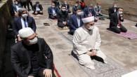 Yozgat İl genelinde 627 camide cuma namazı kılındı