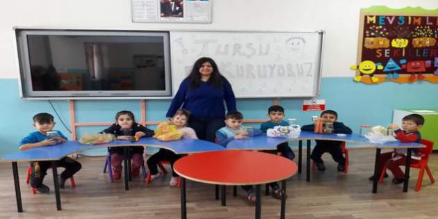 """Yozgat'ta 46 okul, """"beslenme dostu okul sertifikası"""" almaya hak kazandı"""