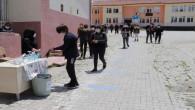 Yozgat'ta 175 okulda LGS heyecanı yaşandı