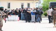 Uyuşturucu operasyonunda gözaltına alınan 32 şüpheliden 6'sı tutuklandı
