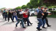 Özel harekat destekli uyuşturucu operasyonu: 32 gözaltı