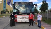 Sapmaz: Gençlik Merkezimizi temsilen 3 gencimiz, Ayasoyfa'da tarihe şahitlik etmiştir