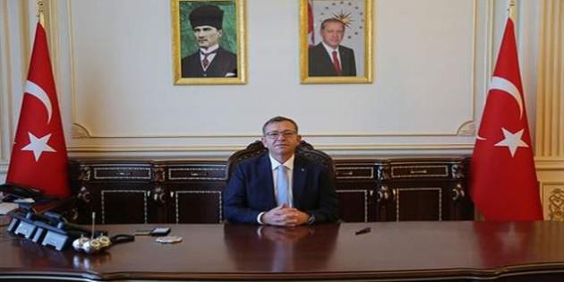 Vali Polat, muhtarların gününü kutladı