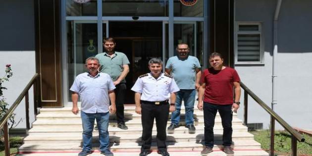 Albay Yeşilyurt Yozgat'a veda etti