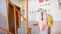 Sorgun Belediyesi, ilçede dezenfekte çalışmalarını sürdürüyor