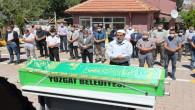 Üsteğmen Eliaçık, dualarla son yolculuğuna uğurlandı