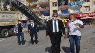 Başkan Köse: Şehrimiz, gece ile gündüz ayrı bir güzel olacak