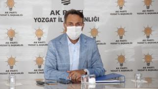 İl Başkanı Dursun'dan Kılıçdaroğlu'na tepki