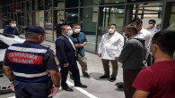 Vali Polat'tan Şehir Hastanesine ziyaret