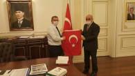YOGİSAD Başkanı Çelik'ten Vali Polat'a ziyaret