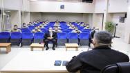 İl Emniyet Müdürü Esertürk'ten bekçilere hizmet içi eğitim